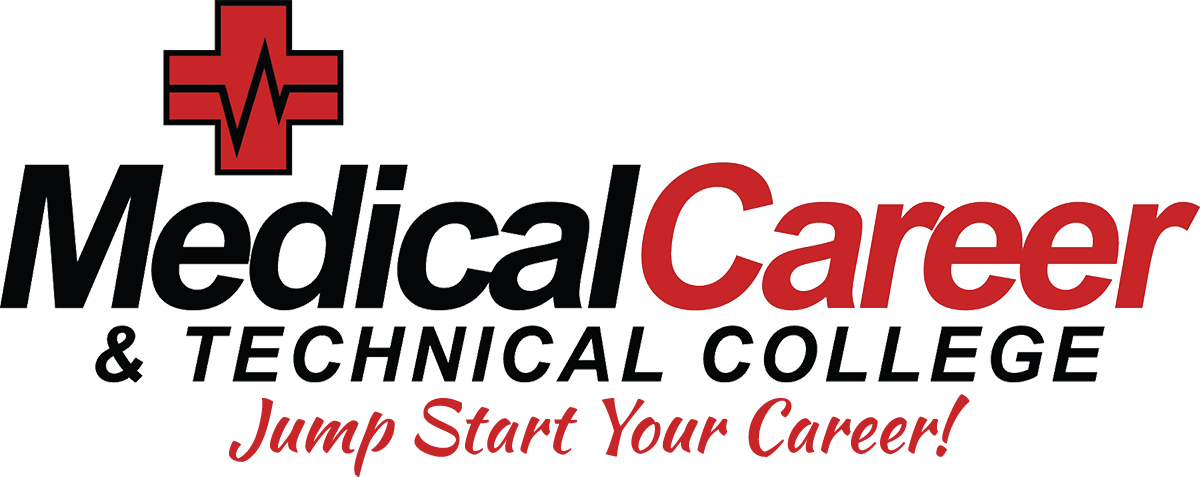 Transparent background logo for Medical Career and Technical College